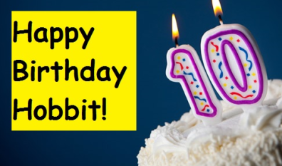 Happy Birthday Hobbit!